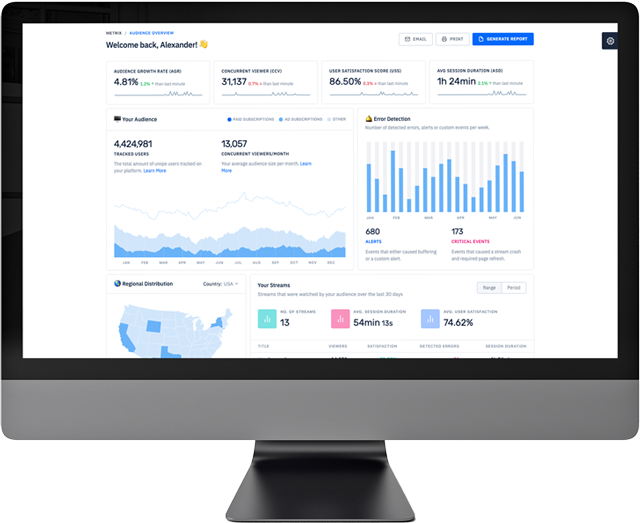 Strive Dashboard