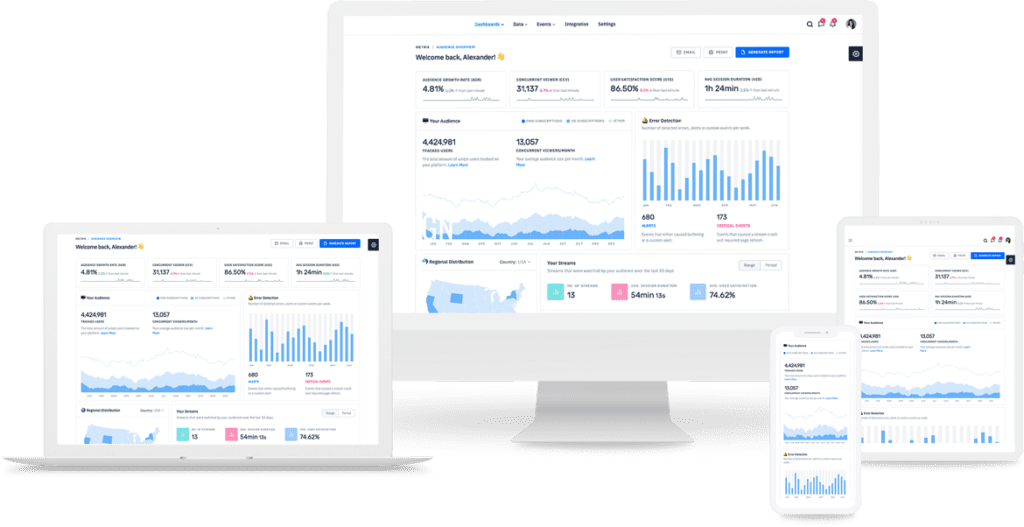 strive platform template