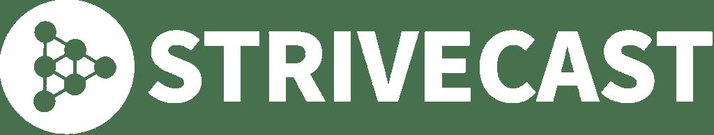 StriveCast Logo White
