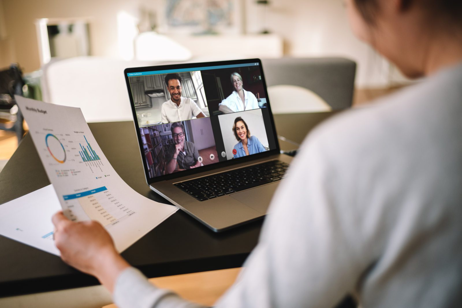 business web conferencing, Improve your business web conferencing with these 5 steps
