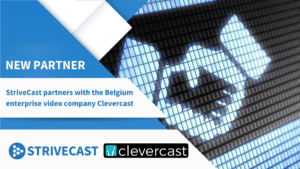 Clevercast and Strivecast partnership